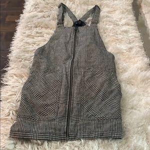 F21 Overall Zip Dress